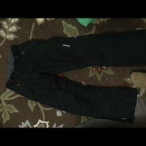 Women's size 6 marker goretex insulated ski pants